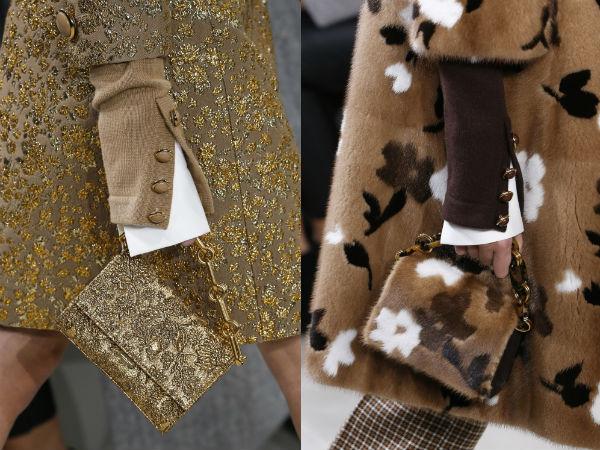 Сумки в тон одежде осень-зима 2016-2017