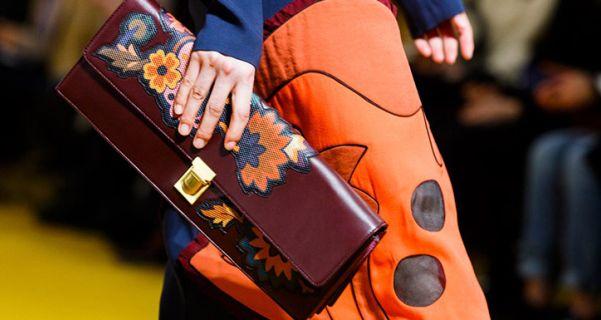 Модные женские сумки осень-зима 2016-2017
