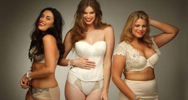 Корректирующее белье для полных женщин