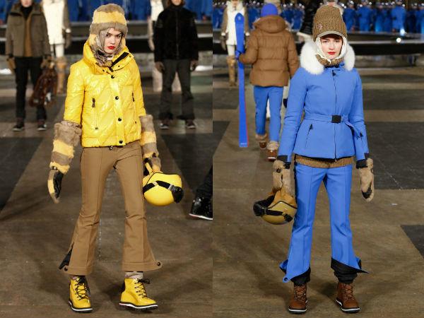 Модные цвета женских курток