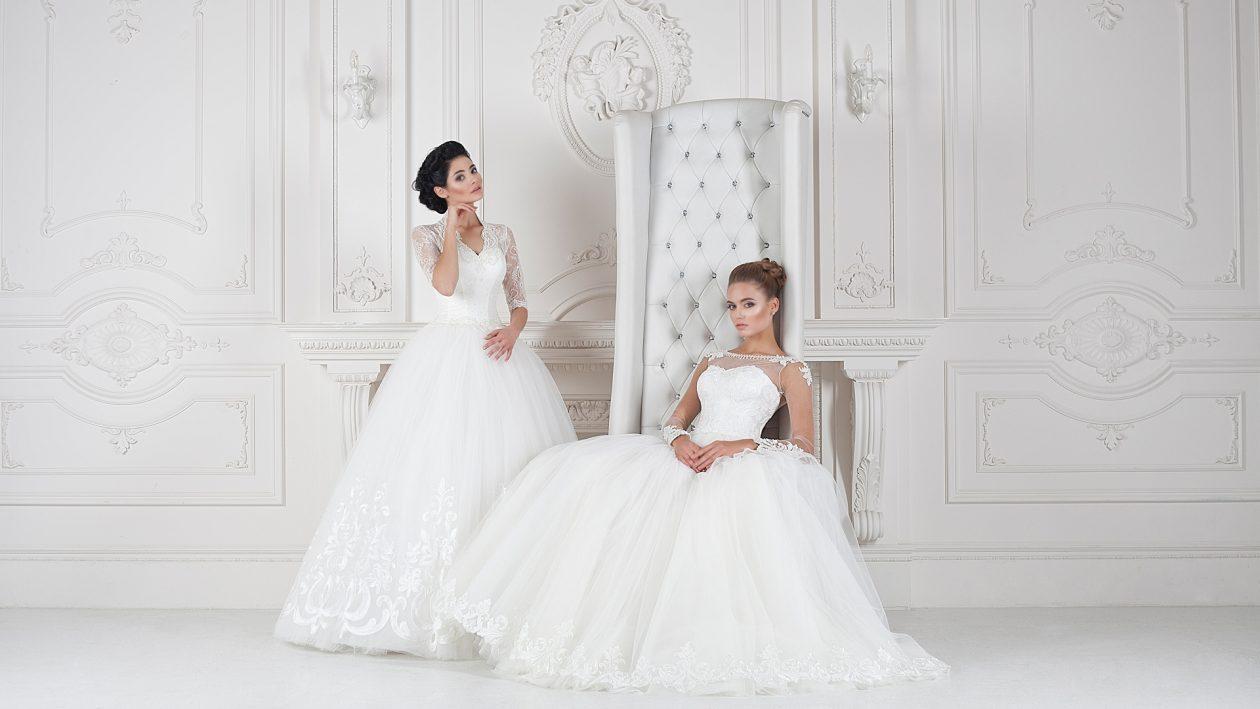 Спрос на свадебное платье
