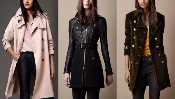 Модный тренчкот осень 2016