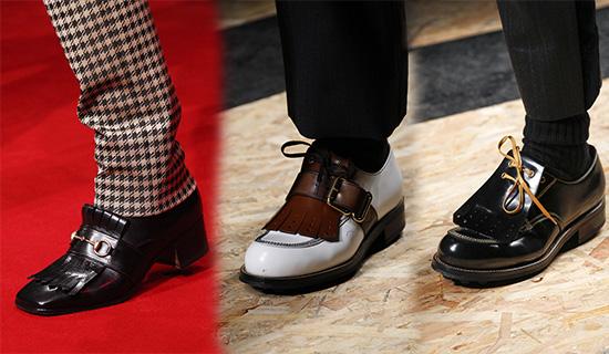 Мужские туфли 2016-2017
