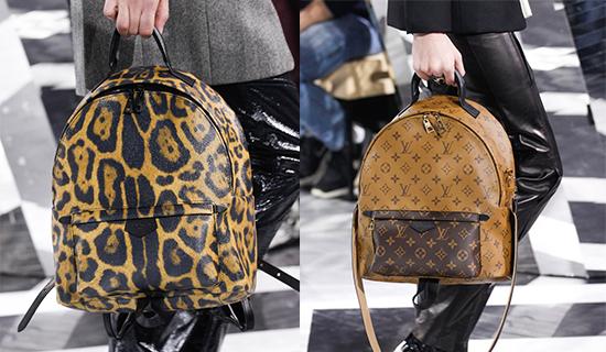 Кожаные рюкзаки от Louis Vuitton