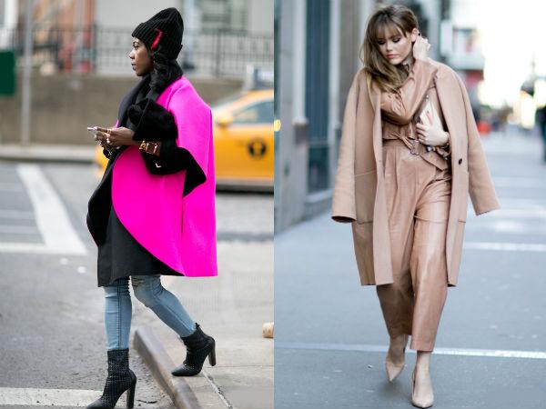 Женские пальто в стиле оверсайз для полных