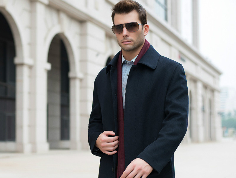 Как выбрать кашемировое пальто