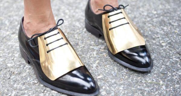 Классическая женская обувь