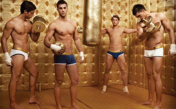 Топ-5 брендов мужского нижнего белья