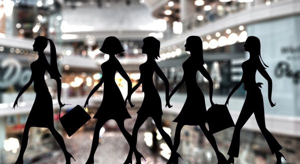 Онлайн шоппинг в Черную пятницу