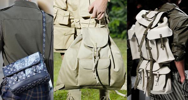 Мужской рюкзак военный