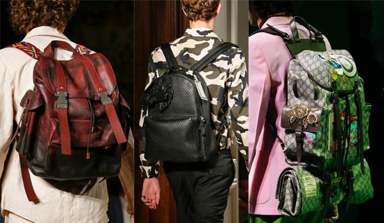 Мужские рюкзаки 2017