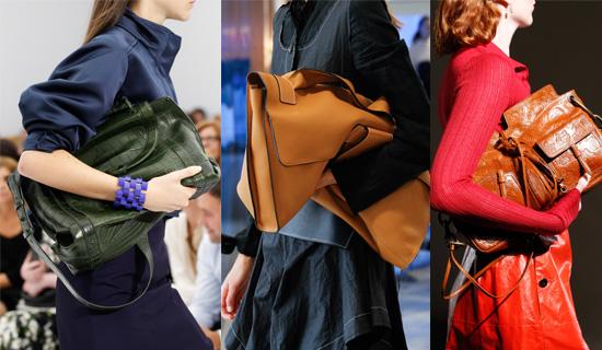 Как модно носить сумку