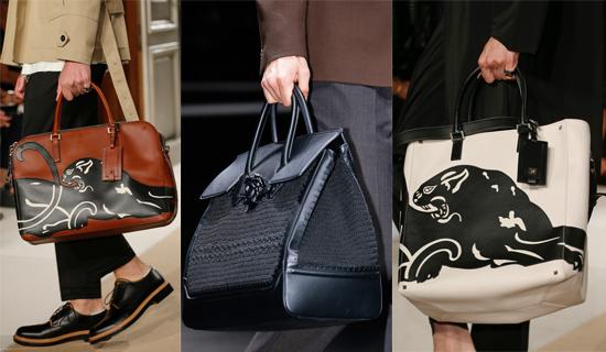 Большие мужские сумки 2017