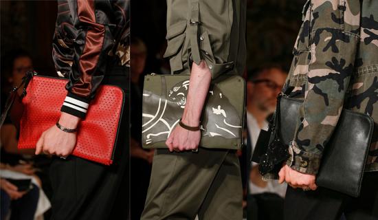 Мужские сумки-папки