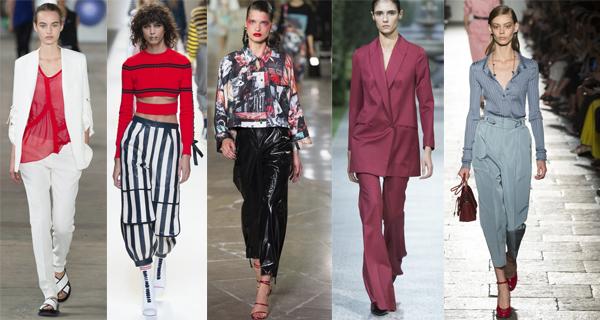 Летние женские брюки 2017
