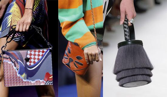 Необычные женские сумочки