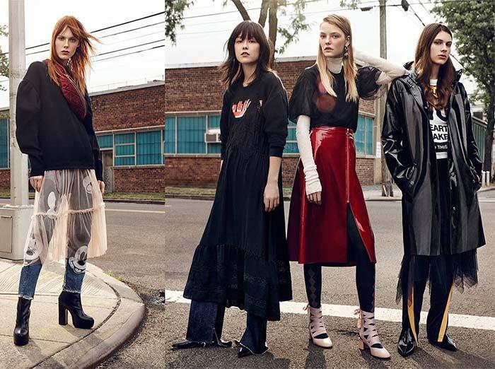 Коллекция Zara зима 2016-2017