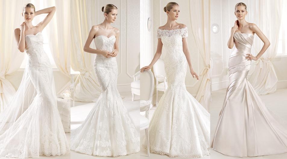Свадебные платья хвост русалки 2017