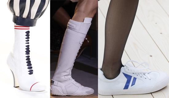 Женская спортивная обувь 2017
