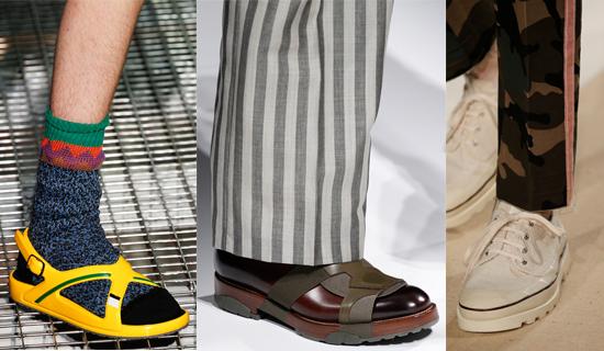 Мужская обувь лето 2017