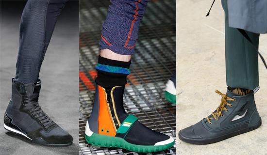 Мужская спортивная обувь весна-лето 2017