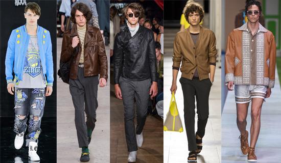 Кожаные куртки 2017