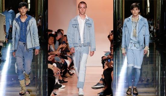 Мужские джинсовые куртки 2017