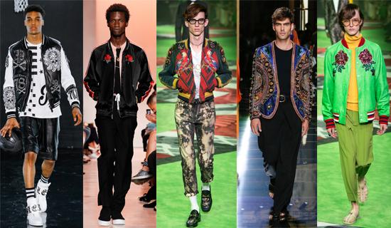 Куртки с вышивкой 2017