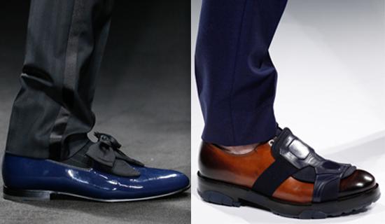 Мужские туфли весна-лето 2017