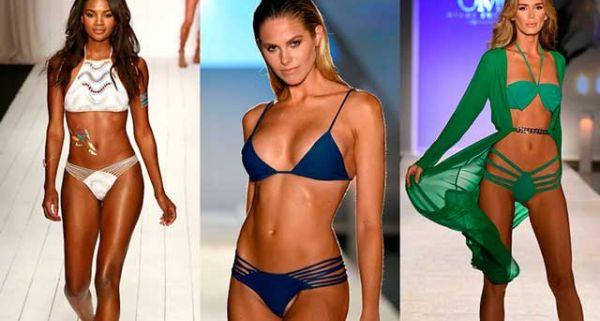 Модные купальники 2017