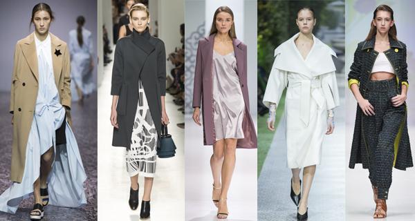 Демисезонные женские пальто 2017