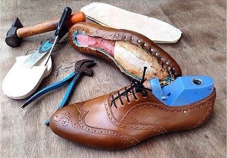 Как создается обувь ручной работы