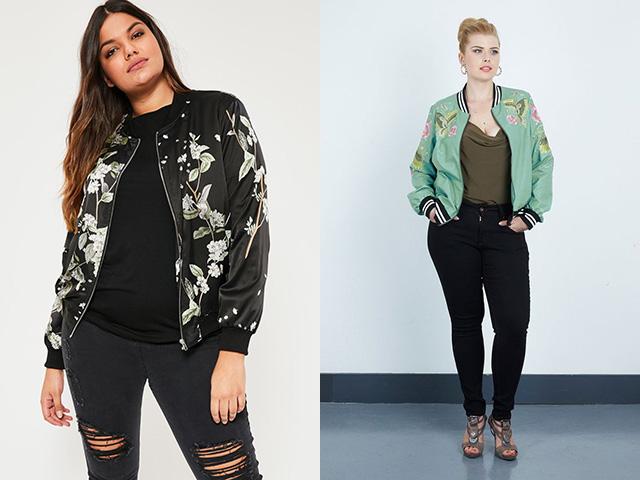 Модные куртки для полных весна-лето 2017