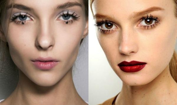 Кукольный макияж глаз весна-лето 2017