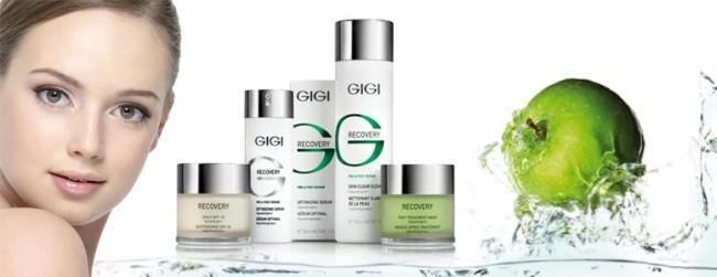Основные линейки и серии косметики GIGI