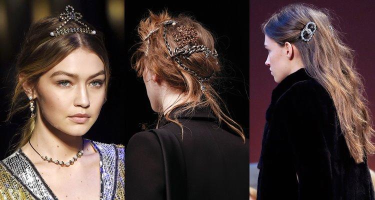Стильные аксессуары для волос 2017
