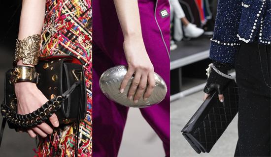 Модные женские клатчи осень-зима 2017-2018
