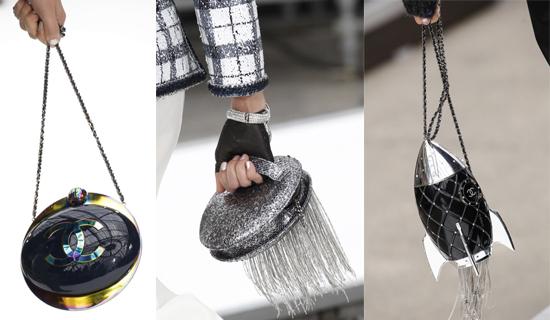 Сумочки Chanel осень-зима 2017-2018