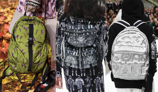 Женский рюкзак 2017