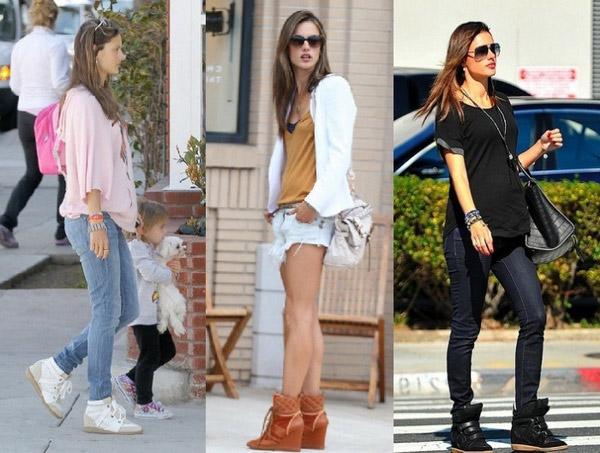 Как носить кроссовки с узкими джинсами