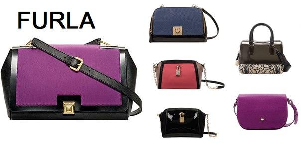 Ассортимент сумок  Furla