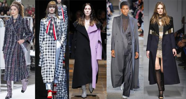 Длинное серебристое женское пальто 2018