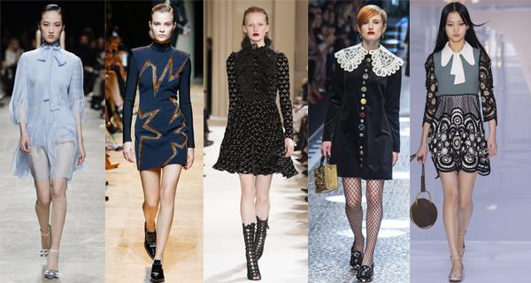 Мода Осень Зима 2018-2017 Обувь