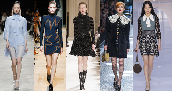 Осенние платья 2017-2018 новинки