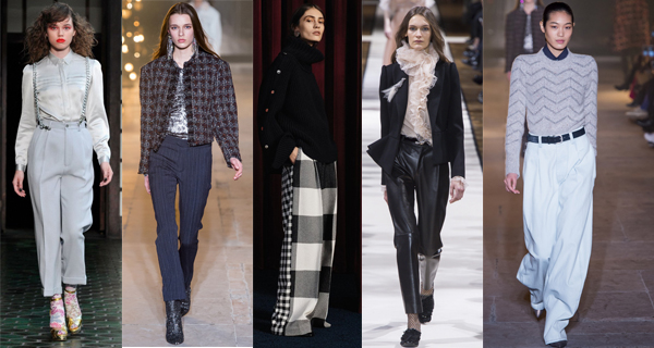 Женские брюки 2018