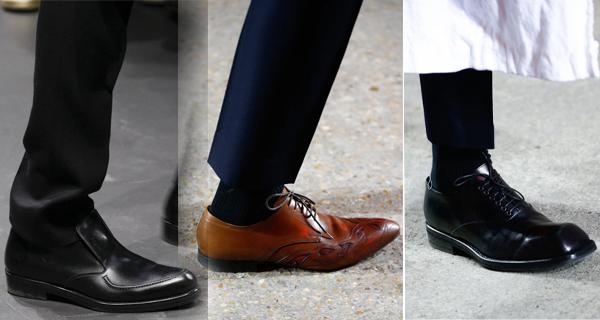 Мужские туфли осень 2017