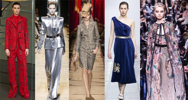 Тенденции женской моды 2018