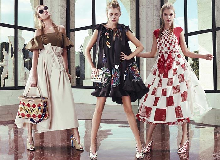 Итальянские женские платья