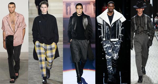 Камуфляжные мужские брюки 2018