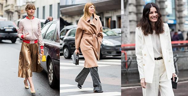 Модные тенденции в итальянской моде осень 2017